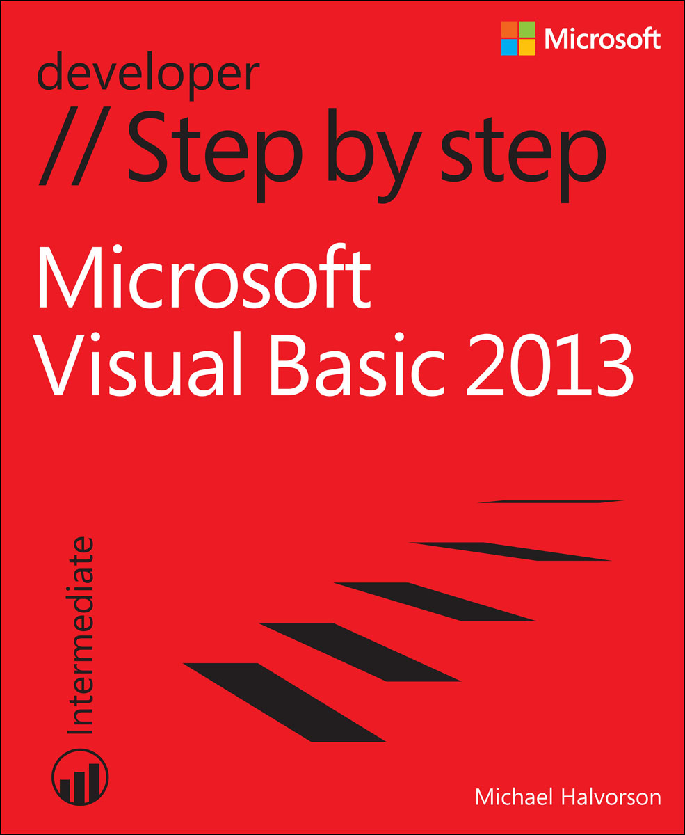 Microsoft Visual Basic 2013 Step by Step visual basic项目开发全程实录(第3版)(附dvd rom光盘1张)