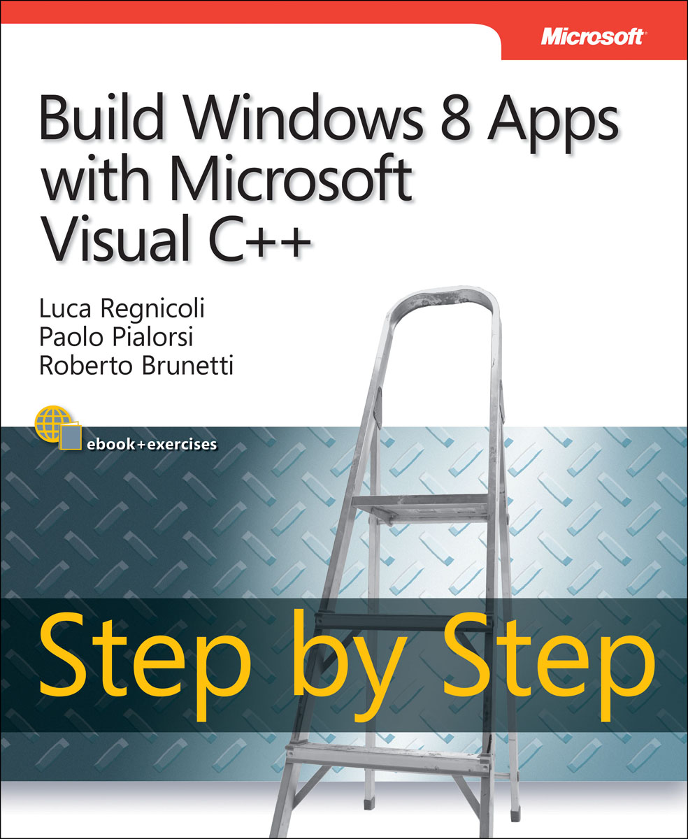 Build Windows 8 Apps with Microsoft Visual C++ Step by Step kate shoup microsoft windows vista visual encyclopedia