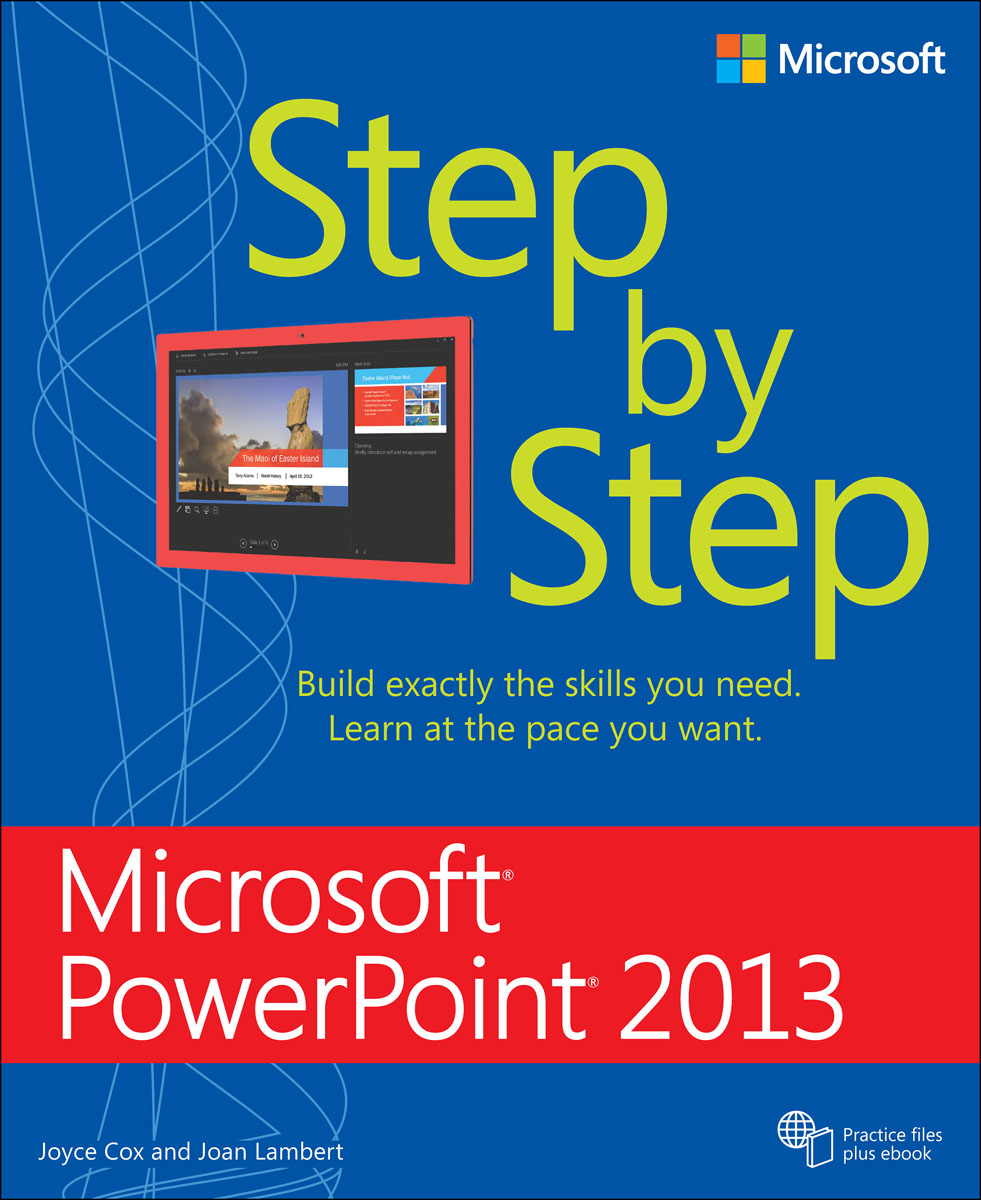 Microsoft PowerPoint 2013 Step by Step faithe wempen powerpoint 2013 bible