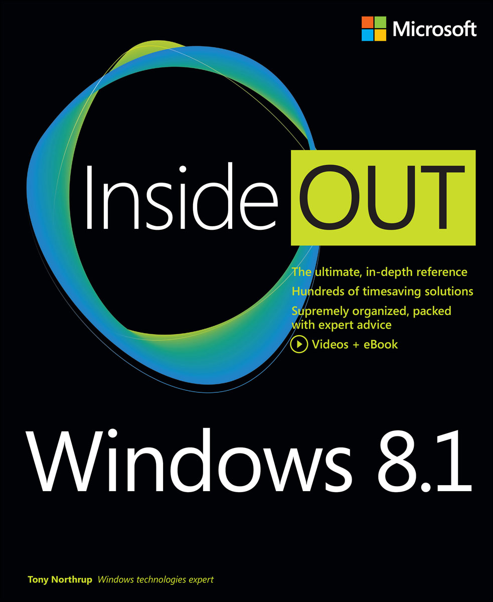 Windows 8.1 Inside Out inside out