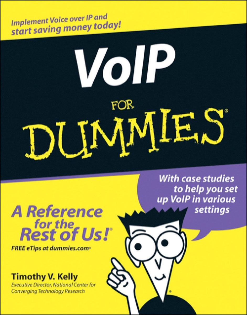 VoIP For Dummies® dwight spivey iphone for seniors for dummies