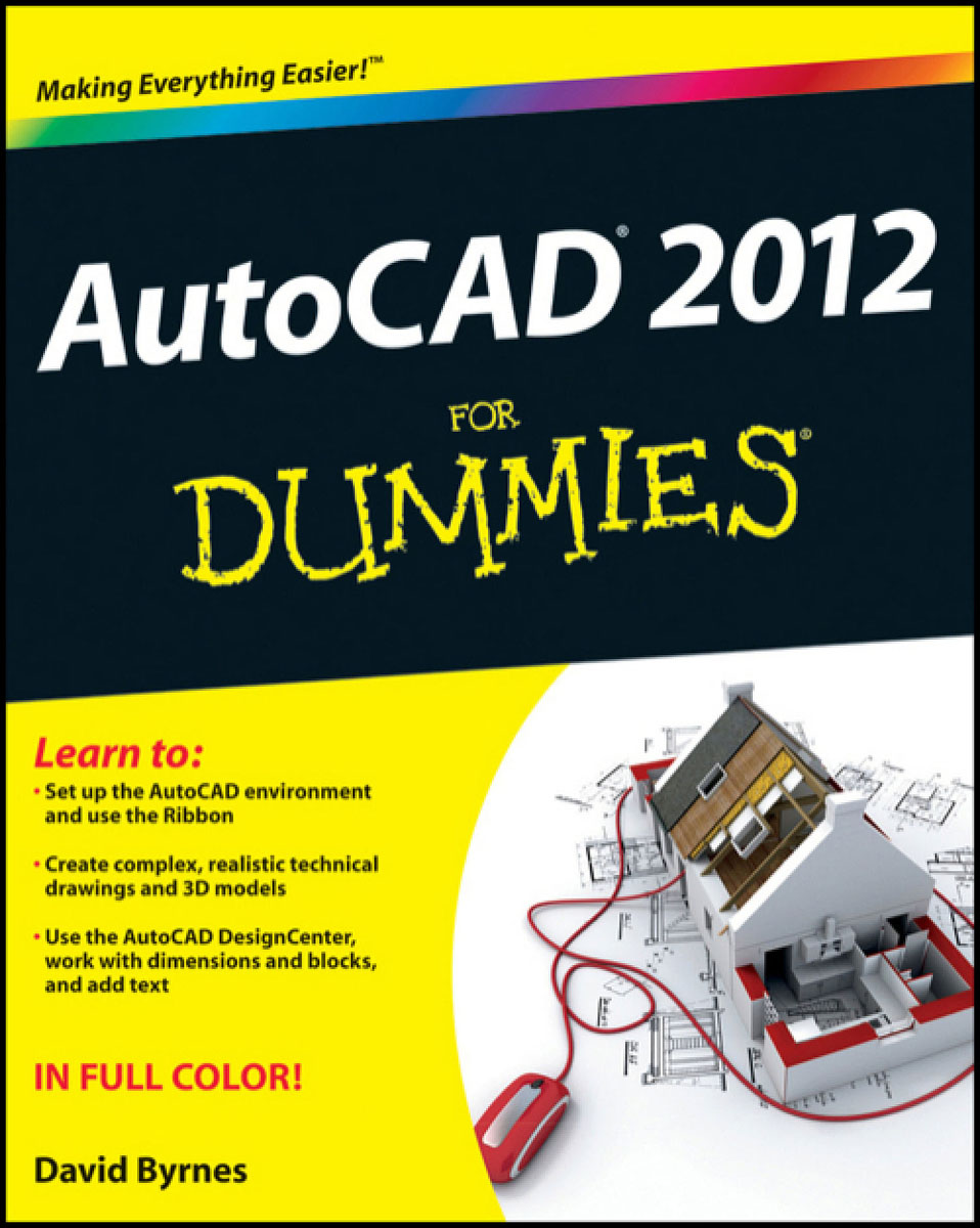 AutoCAD 2012 For Dummies autocad 2004 for architects vtc training cd