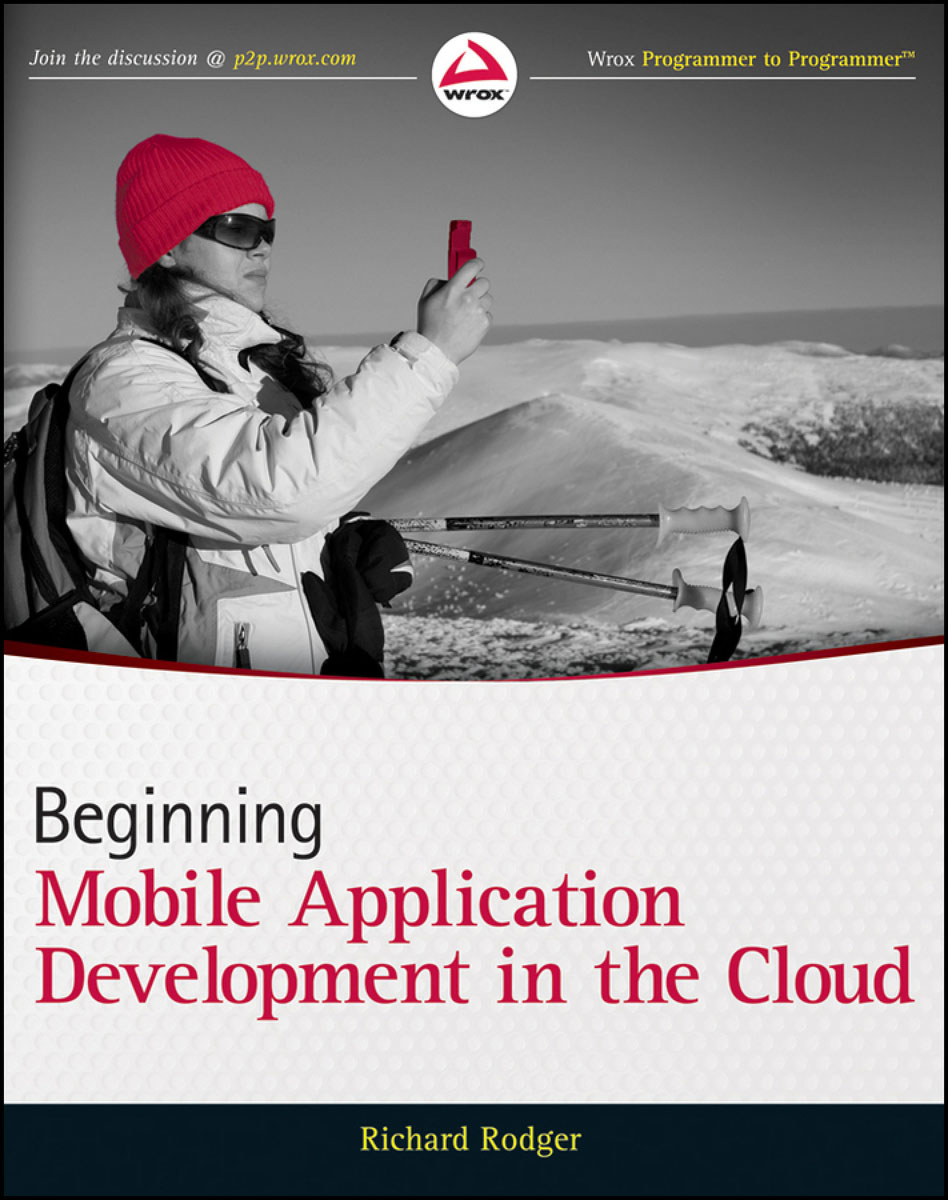 Beginning Building Mobile Apps in the Cloud bim and the cloud