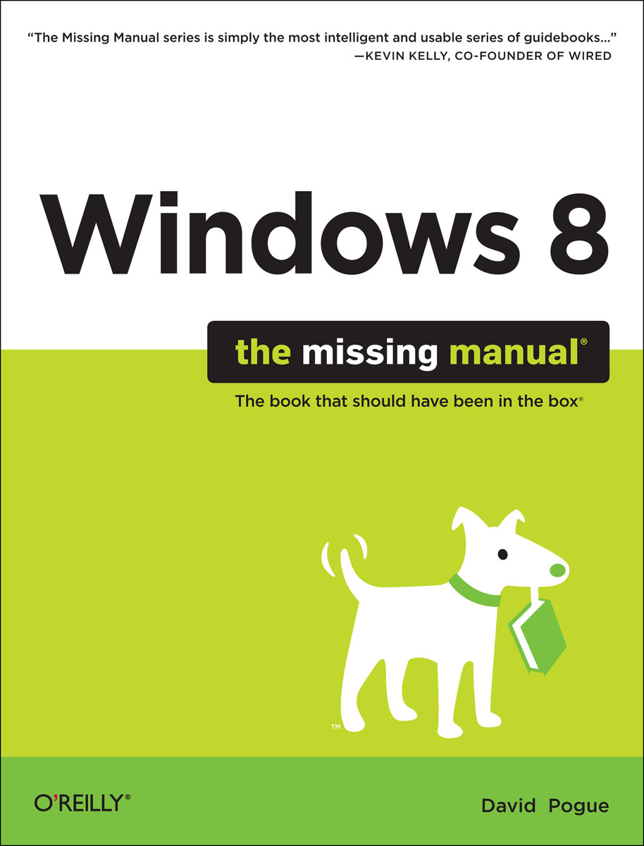 Windows 8: The Missing Manual wordpress the missing manual
