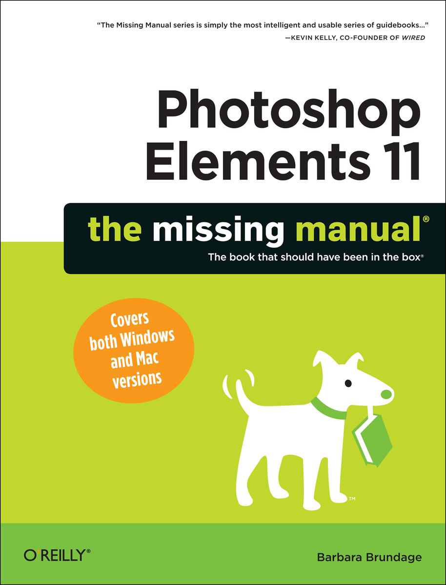 Photoshop Elements 11: The Missing Manual wordpress the missing manual