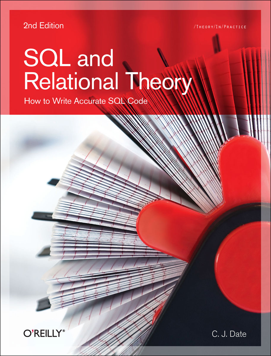 SQL and Relational Theory oracie sql