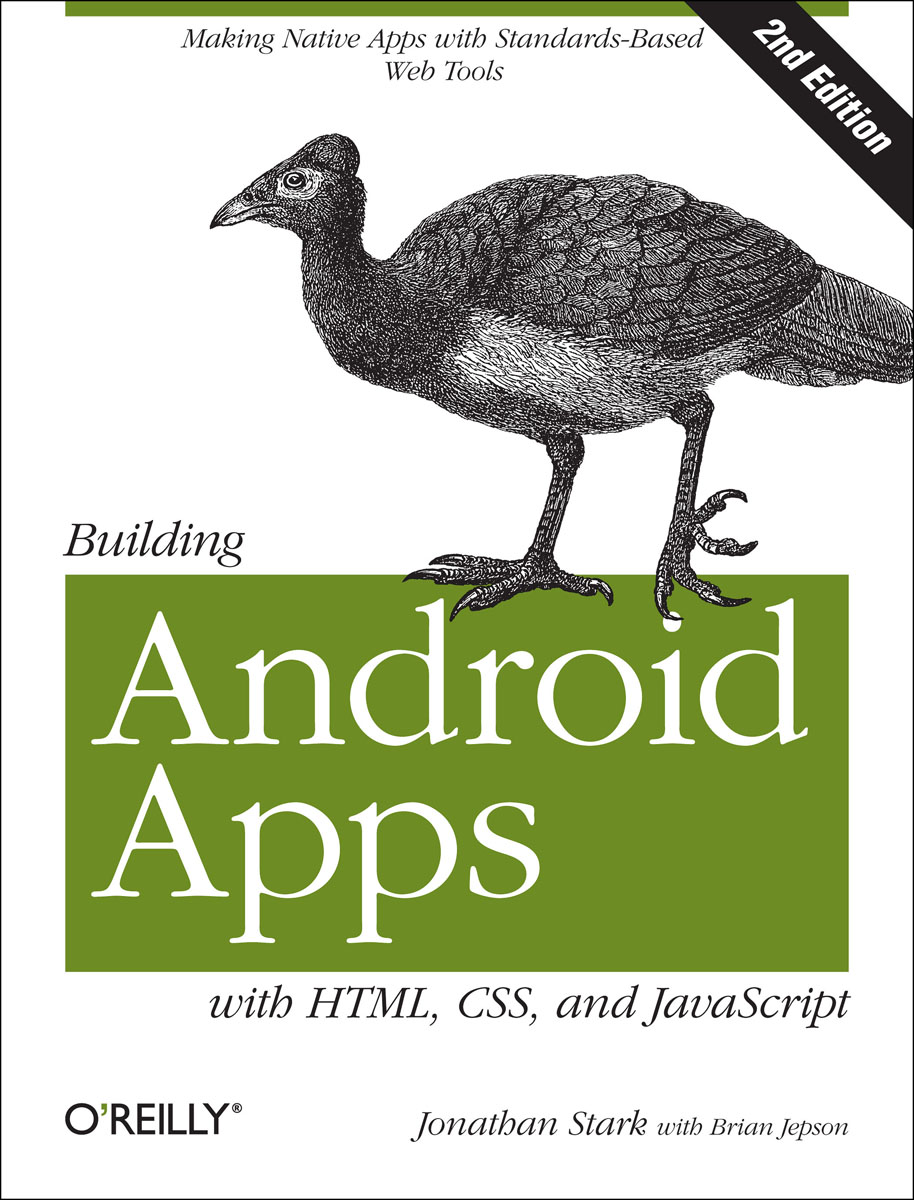 Building Android Apps with HTML, CSS, and JavaScript sitemap 31 html