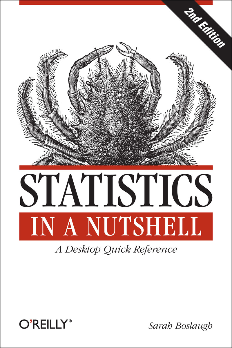 Statistics in a Nutshell marketing in a nutshell key concepts for non specialists