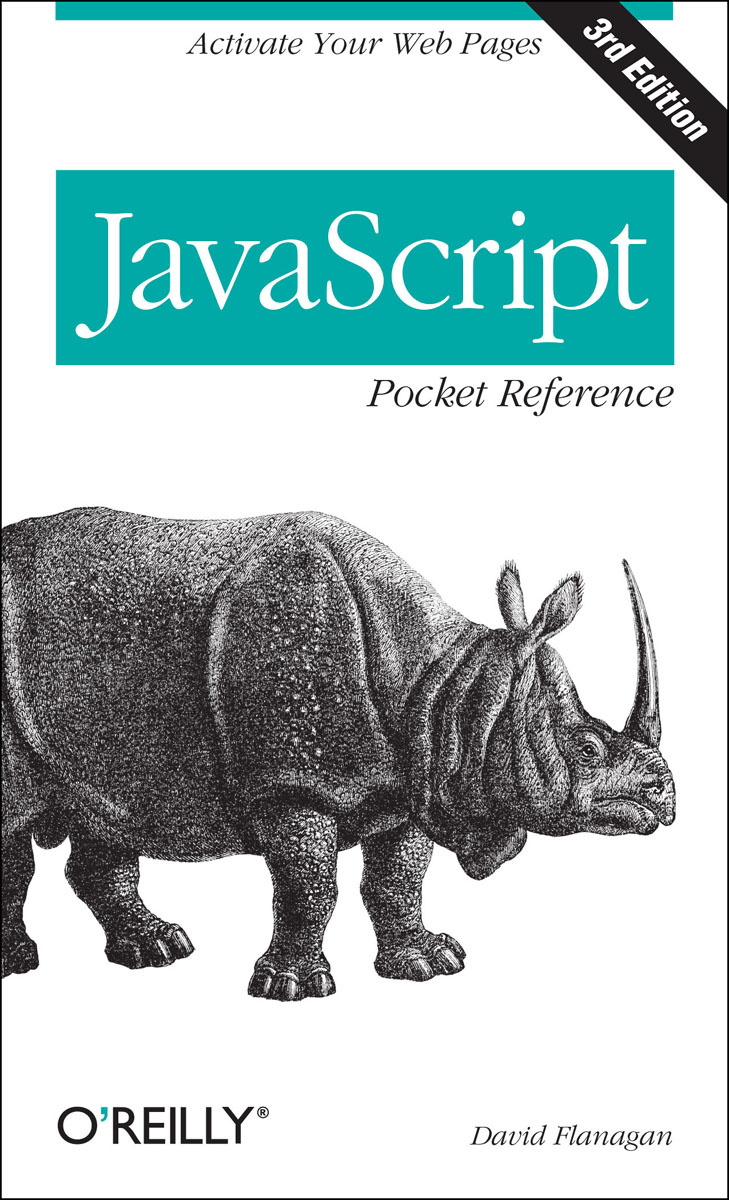 JavaScript Pocket Reference 超实用的javascript代码段