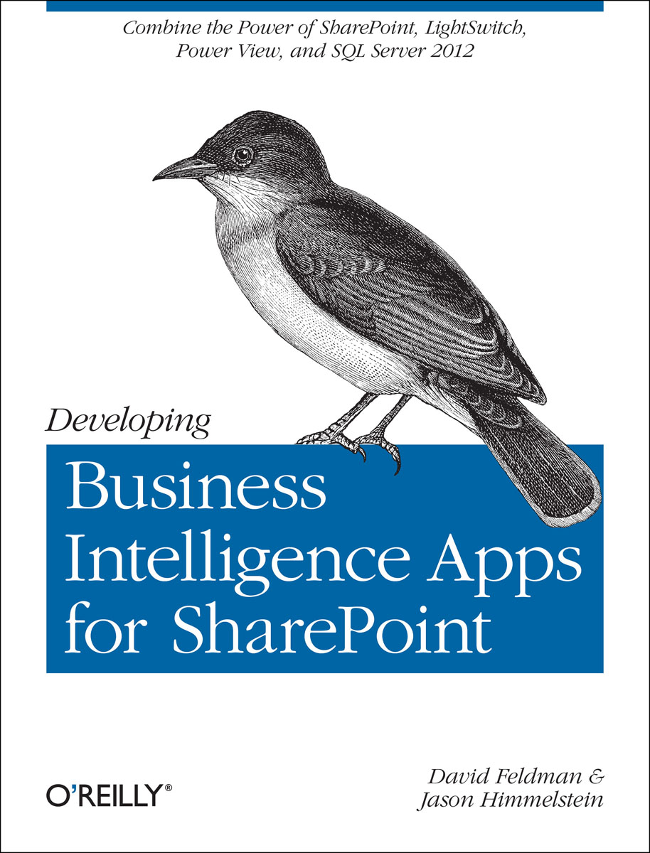 Developing Business Intelligence Apps for SharePoint search for extraterrestrial intelligence