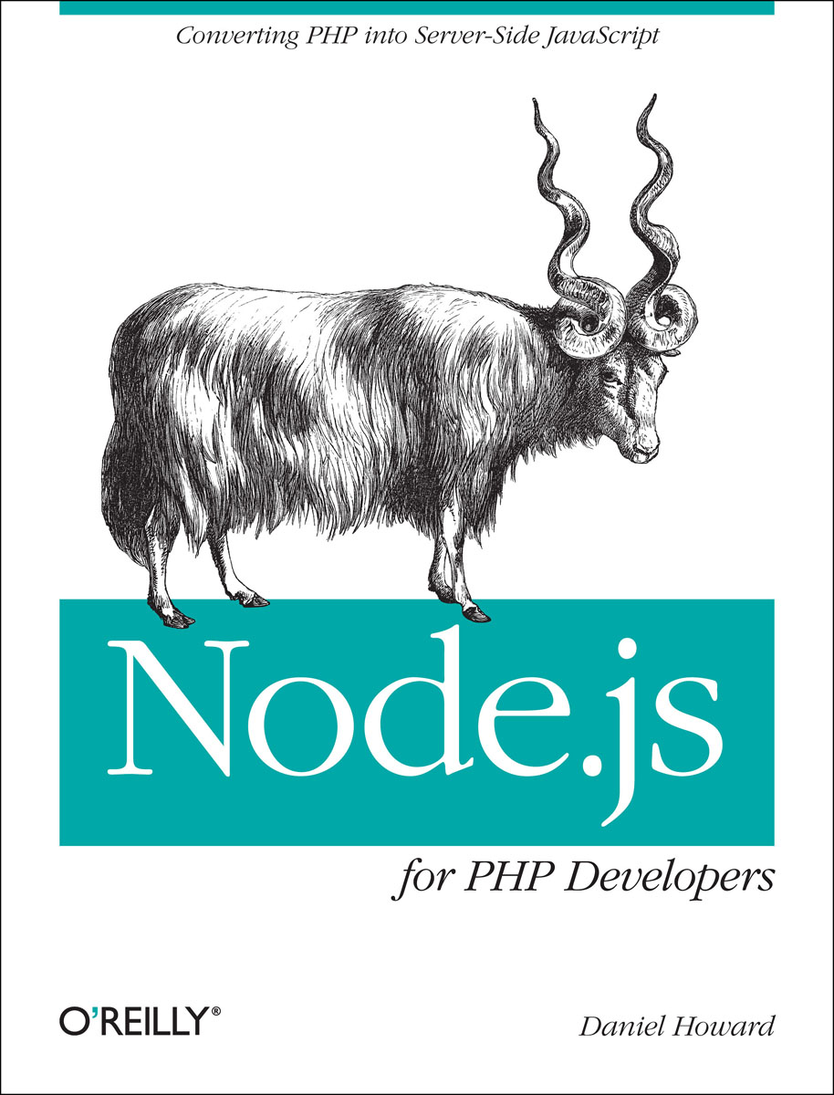 Node.js for PHP Developers license php