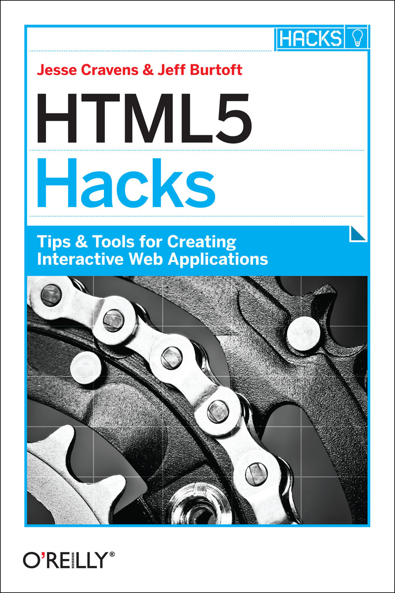 HTML5 Hacks html5 canvas开发详解 第2版