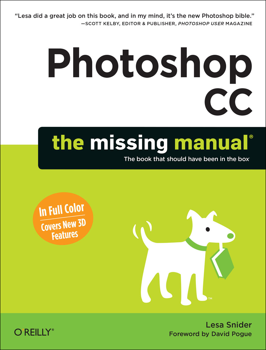 Photoshop CC: The Missing Manual wordpress the missing manual