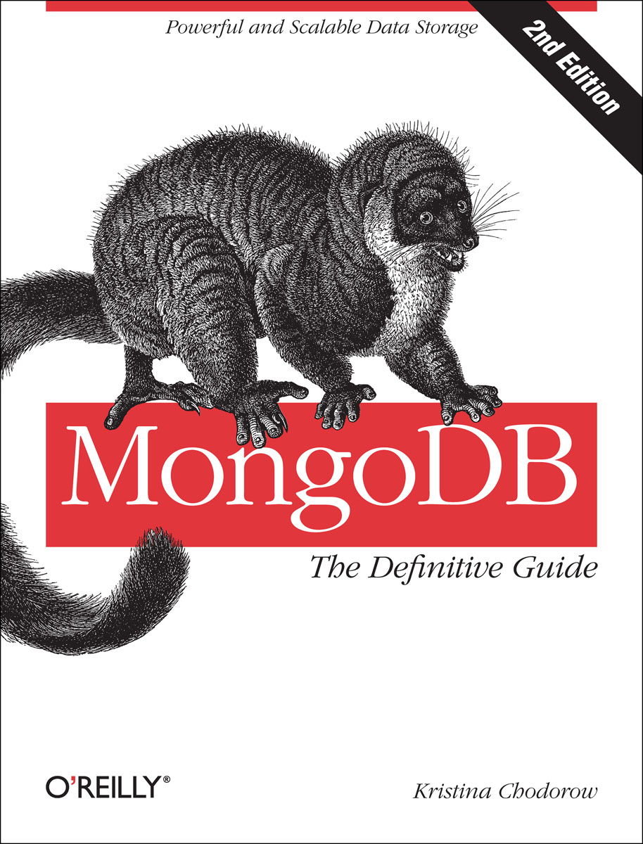 MongoDB: The Definitive Guide powers the definitive hardcover collection vol 7