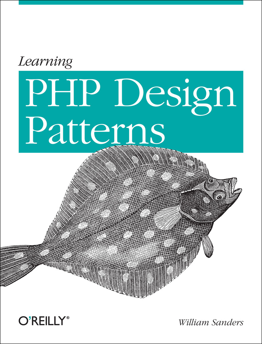 Learning PHP Design Patterns license php