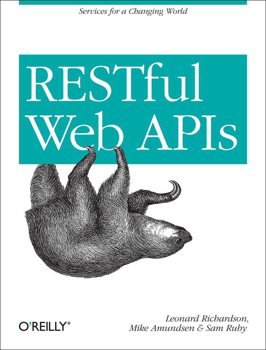 цена RESTful Web APIs онлайн в 2017 году