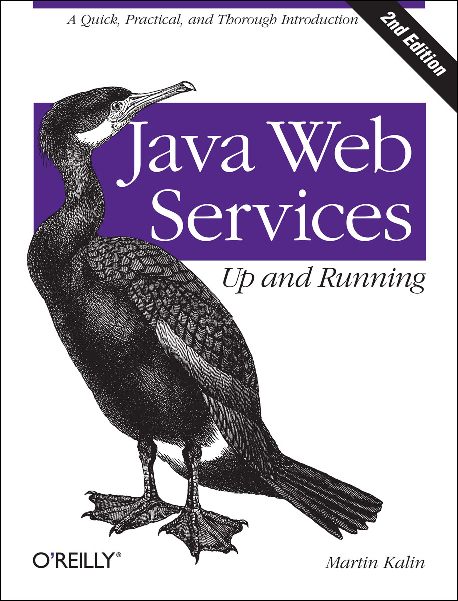 Java Web Services: Up and Running corporate portals empowered with xml and web services