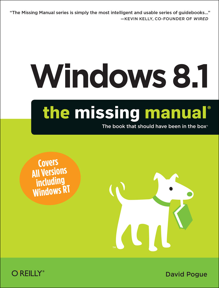 Windows 8.1: The Missing Manual wordpress the missing manual