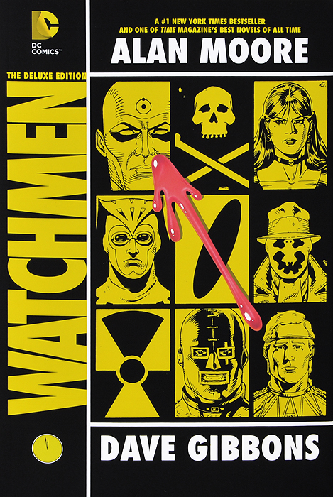 Watchmen: The Deluxe Edition convictions