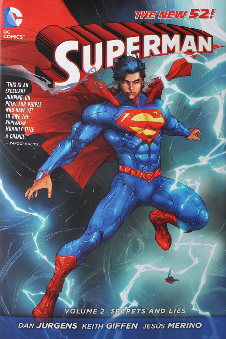 Superman: Volume 2: Secrets and Lies verne j journey to the centre of the earth
