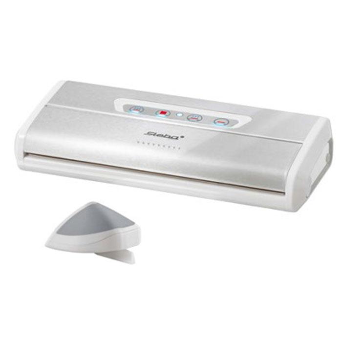 Steba VK 6 вакуумный упаковщикVK 6Вакуумный упаковщик Steba VK 6. Благодаря удалению кислорода бактерии и плесень практически не имеют возможностей для роста. Надёжно защищает от запахов и предотвращает их проникновение. Давление сжатия - 0,8 бар Скорость выкачивания воздуха - 16 л/мин Автоматическое вакуумирование и уплотнение Функция дополнительного уплотнения Импульсный режим для «нежных» продуктов Пленка и пакеты шириной до 28 см Возможность создания вакуума в специальных контейнерах (контейнеры не входят в комплект) Нож для пленки в комплекте