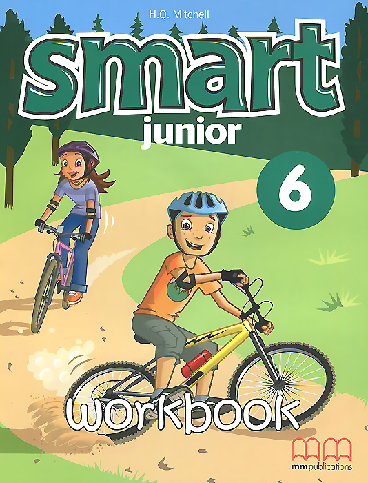 Smart Junior 6: Workbook (+ CD-ROM) workbook 6 класс oksana karpiuk