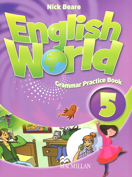 English World 5: Grammar Practice Book the teaching of english pronunciation in indian higher primary schools