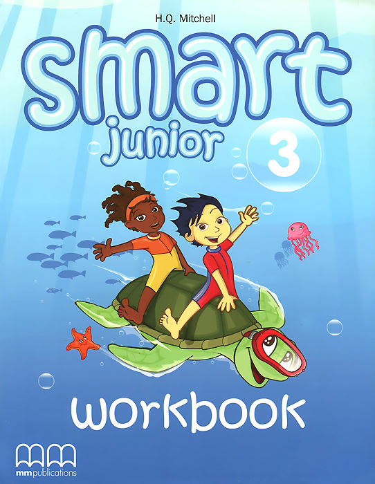 Smart Junior 3: Workbook (+ CD-ROM) laser a2 workbook with key cd rom