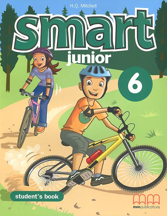 Купить Smart Junior 6: Student's Book