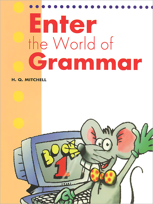 Enter the World of Grammar: Book 1 комплект белья pink lipstick