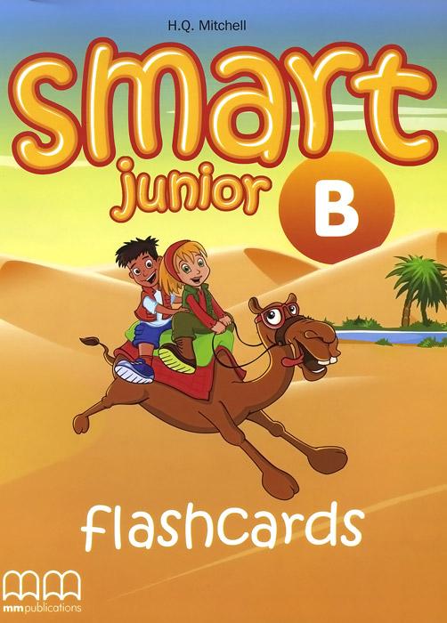 Smart Junior 4B: Flashcards конструкторы cubicfun 3d пазл собор василия блаженного россия