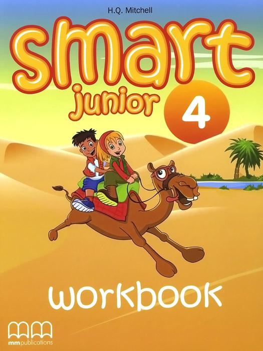 Smart Junior 4: Workbook (+ CD-ROM) amanda maris challenges 4 workbook cd rom