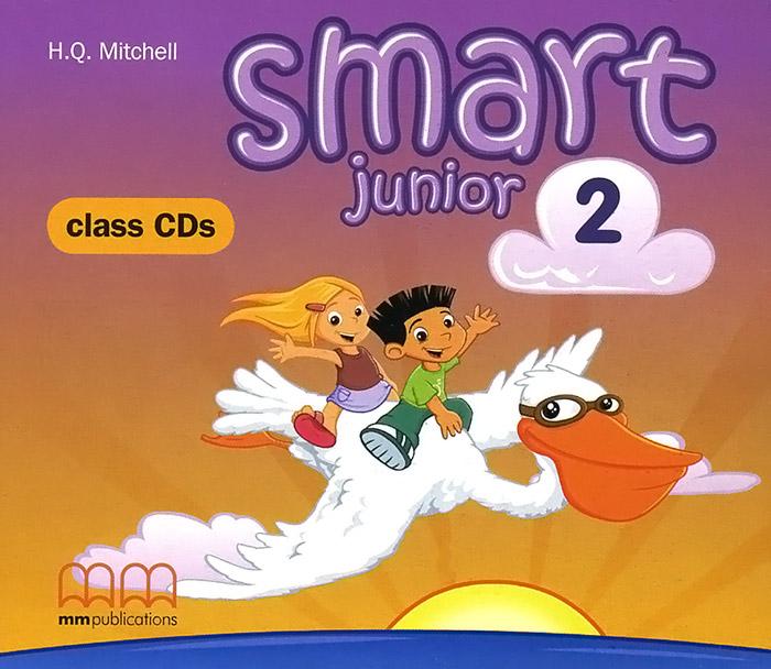 Smart Junior 2 (аудиокурс на 2 CD) smart junior level 4 cd