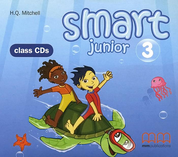 Smart Junior 3 (аудиокурс на 2 CD) the supremes the supremes playlist plus 3 cd