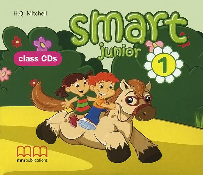 Smart Junior 1 (аудиокурс на 2 CD) rio 2 the junior novel