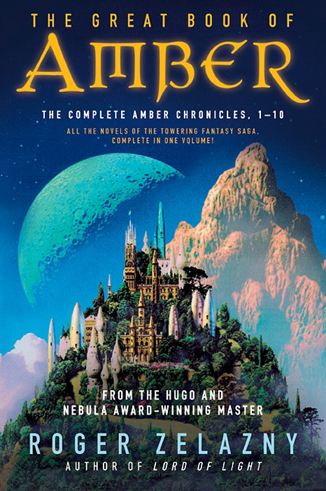The Great Book of Amber: The Complete Amber Chronicles, 1-10 red tide the chronicles of the exile 3