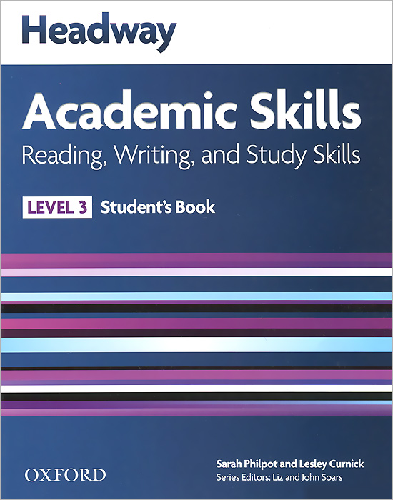 Headway: Academic Skills Reading and Writing: Level 3: Student Book longman academic writing series 1 sentences to paragraphs
