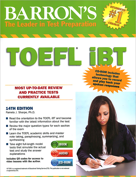 TOEFL iBT (+ 2 CD-ROM) objective ielts advanced student s book with cd rom