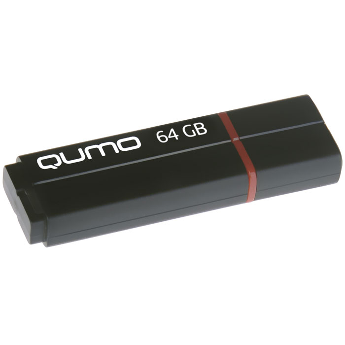 QUMO Speedster 3.0 BL 64GB - Носители информации