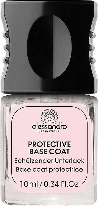 Alessandro Защитная основа под лак Protective Base Coat, 10 мл