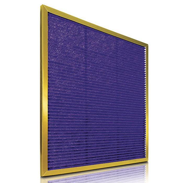 Philips AC4121/02 многофункциональный фильтр для AC4004AC4121/02Philips AC4121/02 - это NANO фильтр в сочетании с высококлассным фильтром HEPA, который эффективно удерживает бактерии, пыль, аллергены и невидимые глазу частицы размером более 20 нанометров, включая некоторые вирусы.Функция оповещения системы контроля качества воздуха своевременно предупреждает Вас о необходимости замены фильтра. В случае если замена заполненного фильтра не произведена вовремя, устройство перестанет работать. Благодаря функции блокировки системы контроля качества воздуха Вы всегда будете дышать чистым воздухом.