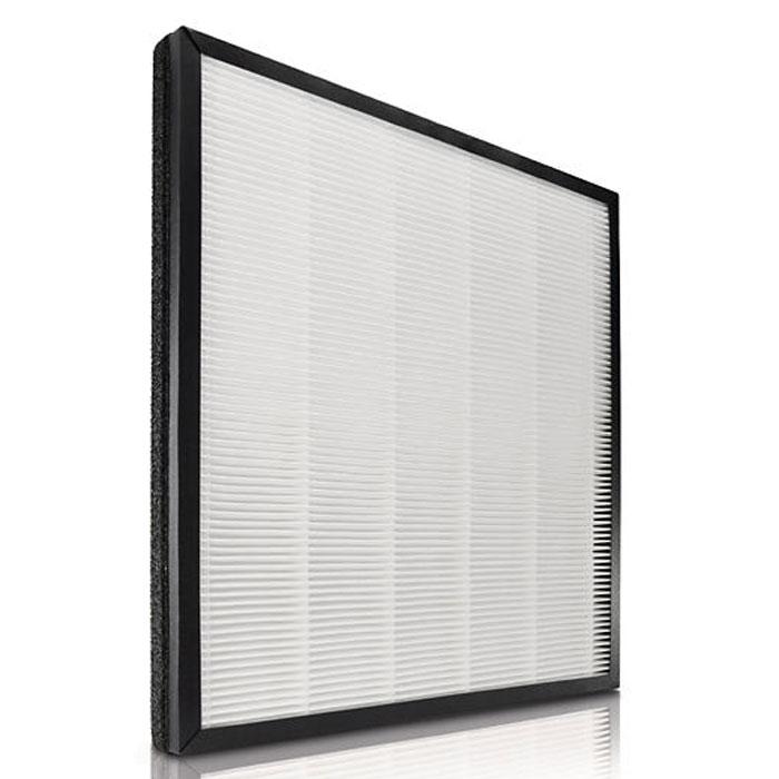 Philips AC4124/02 сменный HEPA-фильтр для AC4004, 1 штAC4124/02Высококлассный HEPA-фильтр Philips AC4124/02HEPA эффективно удаляет бактерии, невидимые глазу частицы (больше 20 нанометров) и некоторые вирусы. Антибактериальное покрытие исключает появление микробов и плесени.Функция оповещения системы контроля качества воздуха своевременно предупреждает Вас о необходимости замены фильтра. В случае если замена заполненного фильтра не произведена вовремя, устройство перестанет работать. Благодаря функции блокировки системы контроля качества воздуха вы всегда будете дышать чистым воздухом.