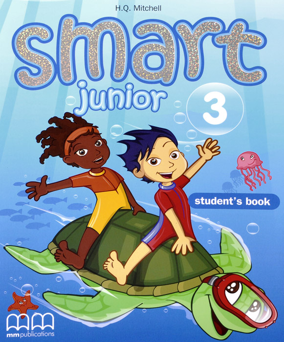 Smart Junior 3: Student's Book