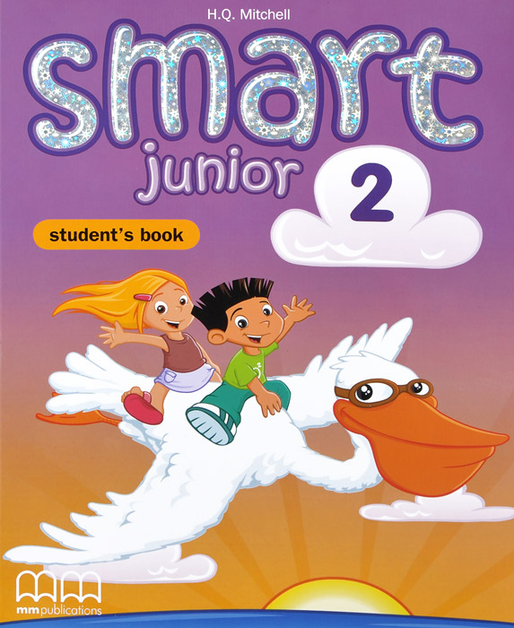 Smart Junior 2: Student's Book smart junior level 4 cd