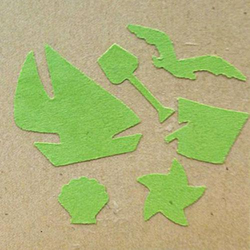 Фигурный дырокол 6в1 Craft Premier Пляжная коллекция. CP03672CP03672Фигурный дырокол Craft Premier Пляжная коллекция предназначен для создания творческих работ в технике скрапбукинг: оформления оригинальных открыток, украшения подарочных коробок, конвертов, фотоальбомов. Дырокол одним нажатием вырезает из бумаги сразу 6 идеально ровных фигурок: парусник, ведерко, лопатка, чайка, звезда, ракушка. Порядок работы: вставьте лист бумаги или картона в дырокол и надавите рычаг.Характеристики: Материал: пластик, металл. Общий размер дырокола: 8 см х 5,5 см х 7 см. Размер парусника: 1,7 см х 1,7 см. Размер упаковки: 10 см х 14,5 см х 8 см. Артикул: CP03672.