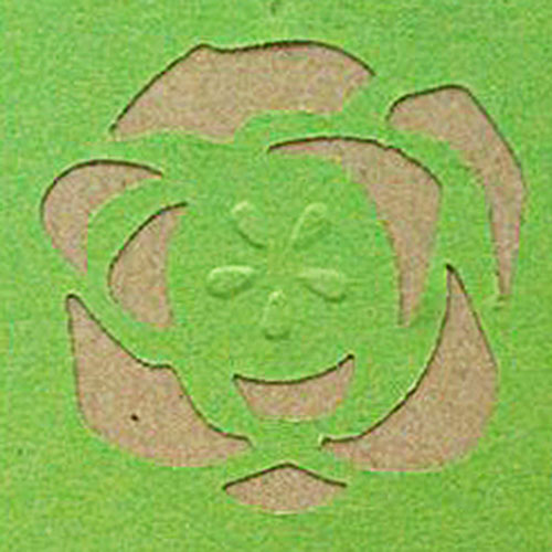 Фигурный дырокол Craft Premier  Роза , с тиснением. CP03825 -  Степлеры, дыроколы