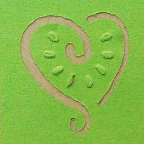 Фигурный дырокол Craft Premier Солнечное сердце, с тиснением. CP03832 пледы и покрывала absolute плед caroline цвет голубой 150х200 см