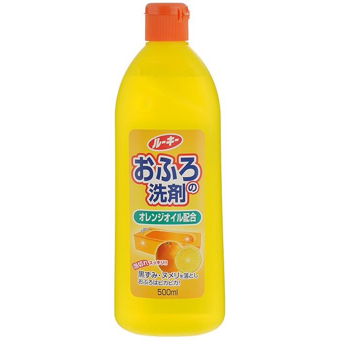 Чистящее средство для ванн, раковин и унитазов Daiichi, с ионами серебра, 500 мл гель для мытья посуды daiichi фреш элеганс с ароматом лайма 600 мл