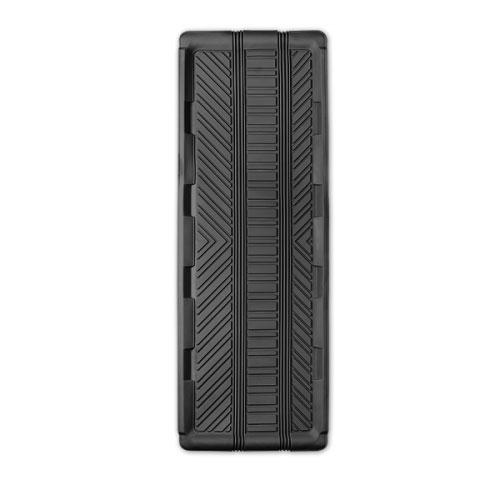 Коврик автомобильный Автопрофи / Autoprofi Groove, универсальный, термопласт, цвет: черный, 127 см х 45 см автомобильный коврик autoprofi groove ter 150 bk