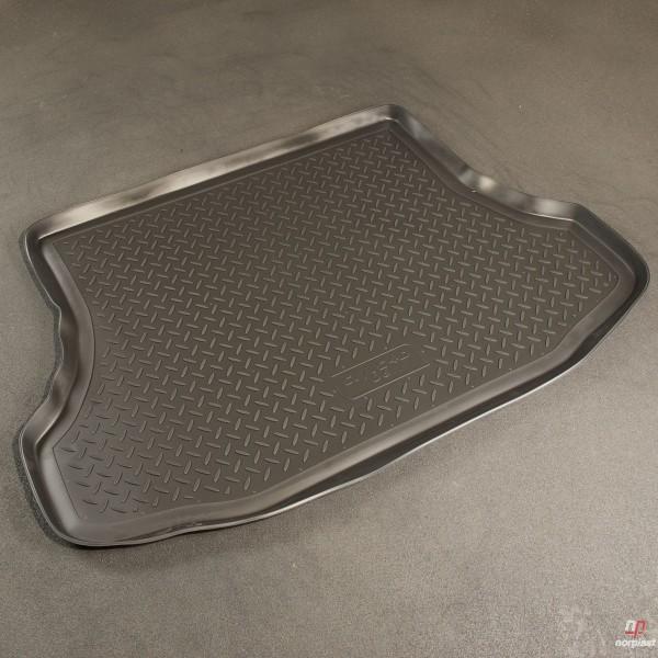 Купить Поддон автомобильный NorPlast , в багажник, для Honda Civic, 2006-2012, VIII EU FK1, полиуретан